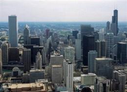 autoverhuur Chicago