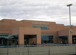 autoverhuur Albuquerque Luchthaven