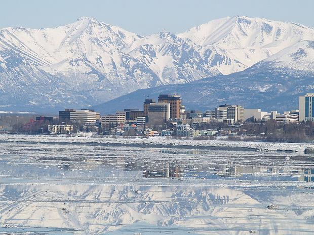 autoverhuur Anchorage