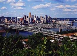 autoverhuur Cincinnati