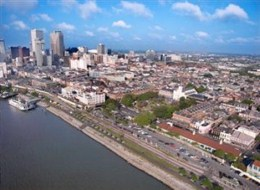 autoverhuur New Orleans