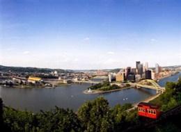 autoverhuur Pittsburg